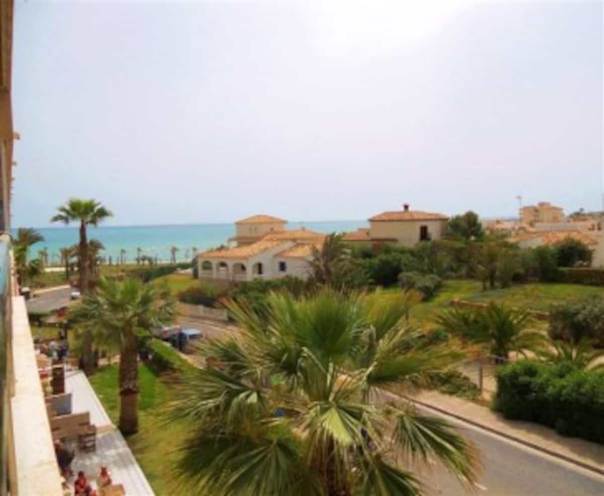 Apartment with sea views Playa Flamenca