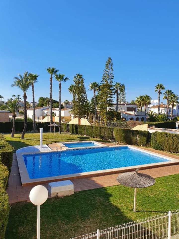 ☀ FRONT LINE ☀ Apartment in Playa Flamenca
